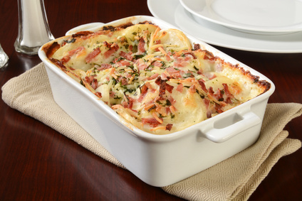 easter ham potato casserole recipe