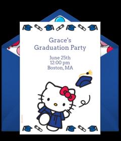 free hello kitty online invitations punchbowl - Hello Kitty Party Invitations