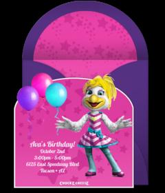 Electronic Birthday Invitations gangcraftnet