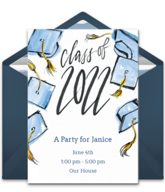 Free High School Online Invitations Punchbowl