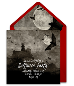 Free Halloween Online Invitations | Punchbowl