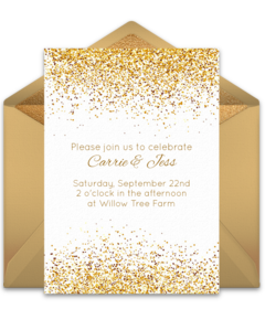 free bachelorette party online invitations | punchbowl, Party invitations