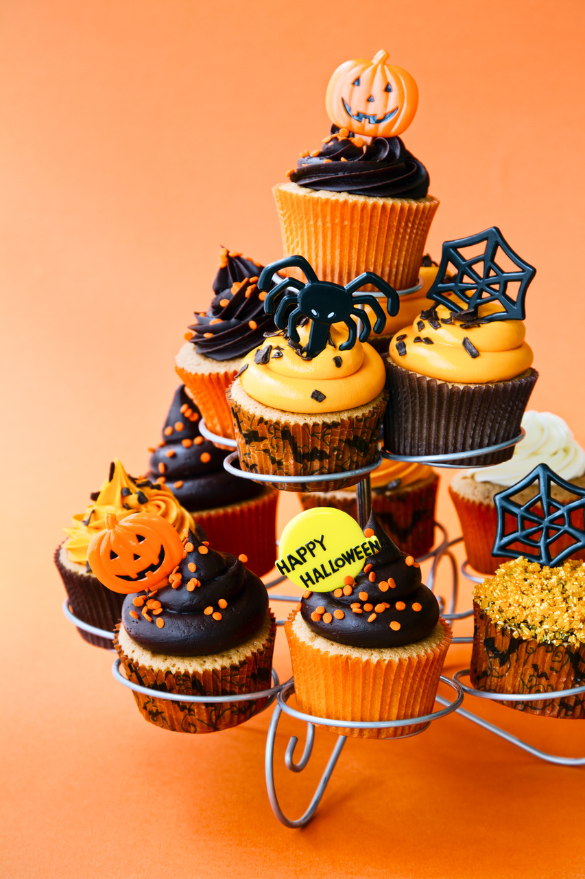 Halloween cupcake ideas and decorations