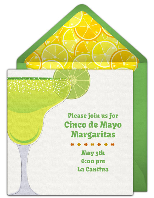 Free Cinco de Mayo Online Invitations